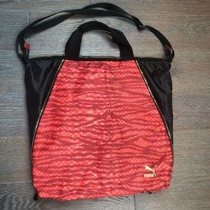 NWOT PUMA Convertible Tote Bag